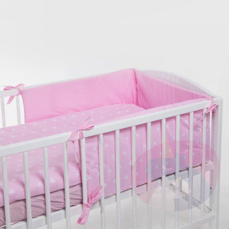Doskonałe ochraniacze na dziecięce łóżeczko